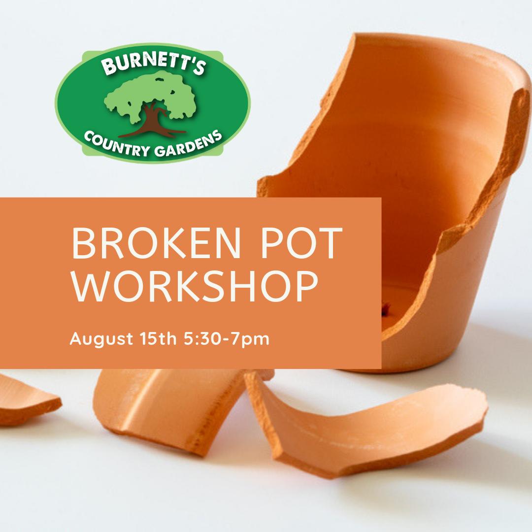 Copy of Copy of Broken Pot Workshop
